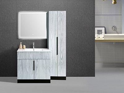 IL1951 Free Standing Style Single Sink Bathroom Vanity Set