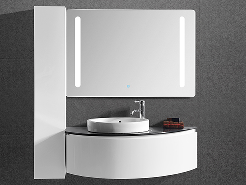 IL1556 Compact Design Bathroom Vanity Set with Mirror