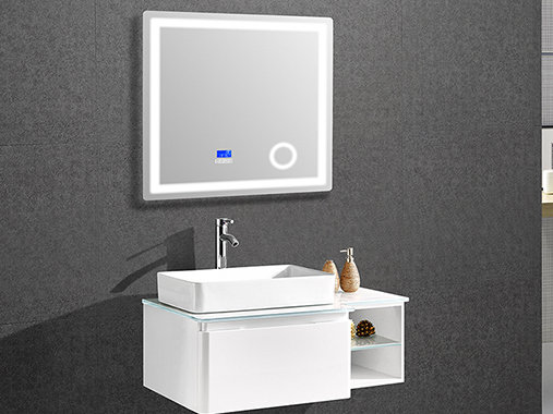 IL1907L/R Bathroom Vanity Set with LED Mirror