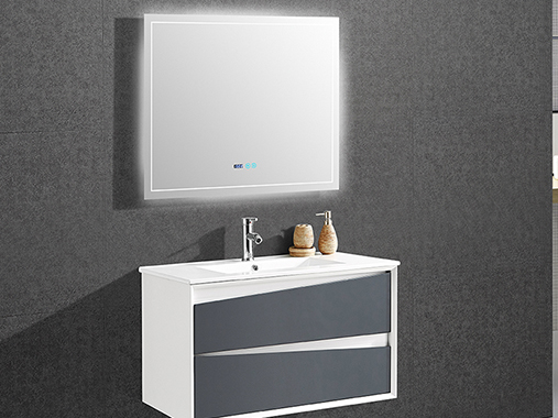 IL-1912 Modern Bathroom Vanity Set with Mirror