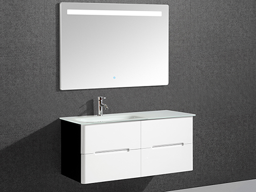 IL-307B Wall Mounted Bathroom Vanity Set with Mirror