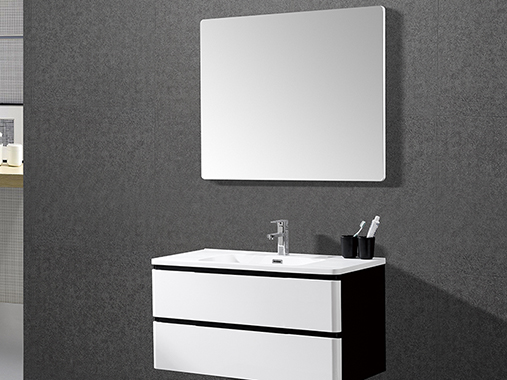 IL319 Floating Bathroom Vanity Set with Mirror