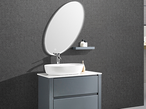 IL-1932 Free Standing Bathroom Vanity Set with Mirror