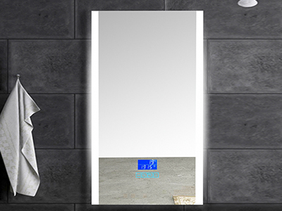 SL01 Lighted Full Length Dressing Mirror with Dimmer and Defogger