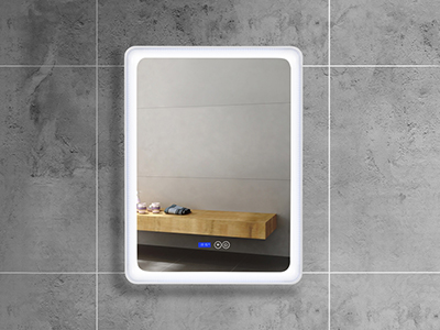 DF48 Bathroom LED Mirror with Touch Sensor